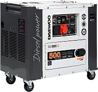 Дизельный генератор Daewoo Power DDAE 8000SE-3 -