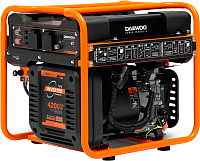 Бензиновый генератор Daewoo Power GDA 5600i -