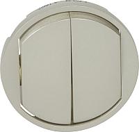 Лицевая панель для выключателя Legrand Celiane 68302 (титан) -