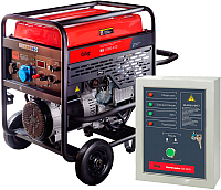 Бензиновый генератор Fubag BS 11000 A ES (838789.11) -