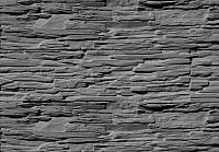 Декоративный камень Polinka Сланец Саянский Угол серый У0106 (270x94+80x94x12) -