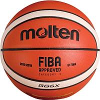 Баскетбольный мяч Molten BGG6X FIBA (размер 6) -