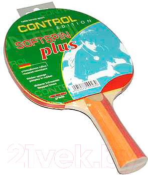 Купить Ракетка для настольного тенниса Butterfly, Softspin Plus CV, Китай
