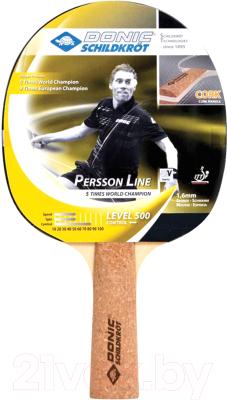 Ракетка для настольного тенниса Donic Schildkrot Persson 500 FSC
