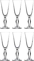 Набор бокалов для шампанского Pasabahce Ретро 440075/1018662 (6шт) -
