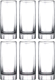 Набор стаканов Pasabahce Пикассо 42492/105324 (6шт) -