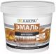 Эмаль Лакра Акриловая для пола (900г, желто-коричневый) -