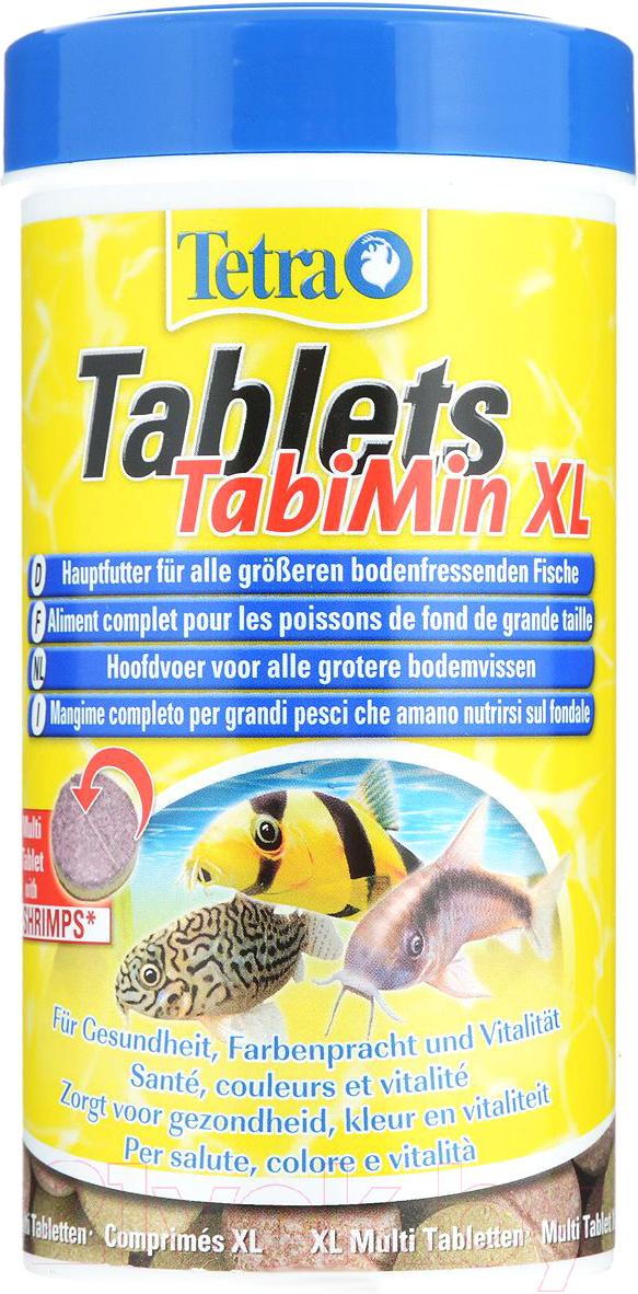 Купить Корм для рыб Tetra, Tablets TabiMin XL (133шт), Германия