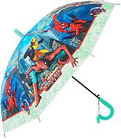 Зонт-трость Ausini VT18-11066 (бирюзовый) -
