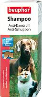 Шампунь для животных Beaphar Anti-Dandruff / 15291 (200мл) -
