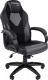 Кресло геймерское Chairman Game 17 (черный/серый) -