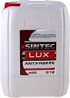 Антифриз Sintec Lux G12 / 756665 (10кг, красный) -