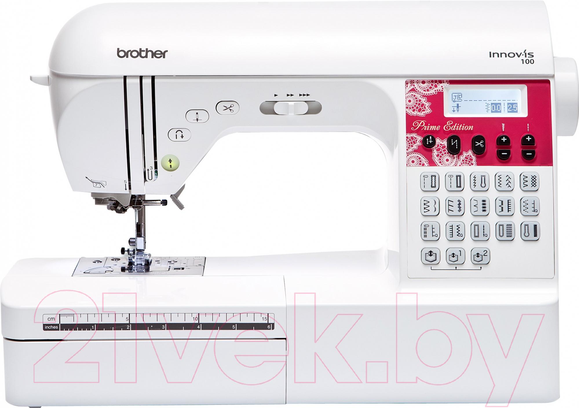 Купить Швейная машина Brother, Innov-is 100, Китай