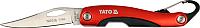 Нож строительный Yato YT-76050 -