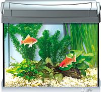 Аквариумный набор Tetra AquaArt LED Goldfish / 707877/239838 (антрацит) -
