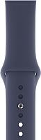 Ремешок для умных часов Apple Midnight Blue Sport Band 44mm / MTPX2 -
