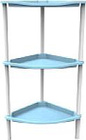 Этажерка Berossi Grotto Comfort АС 46708000 (светло-голубой) -