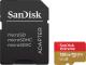 Карта памяти SanDisk Extreme microSDXC 128GB + адаптер (SDSQXA1-128G-GN6MA) -