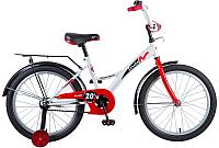 Детский велосипед Novatrack Strike 203STRIKE.WTR8 -