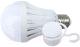 Лампа КС А70 9W E27 4000K / 950403 -