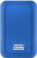 Внешний жесткий диск Goodram DataGO 500GB Blue USB3.0 (HDDGR-03-500) -