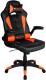 Кресло геймерское Canyon Vigil CND-SGCH2 (черный/оранжевый) -