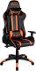 Кресло геймерское Canyon Fobos CND-SGCH3 (черный/оранжевый) -