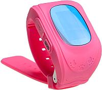 Умные часы детские Prolike PLSW50PK (розовый) -