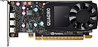 Видеокарта Nvidia Quadro P400 GDDR5 2GB/64bit (4710918138400) -
