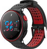 Умные часы Prolike PLSW1000CRD (красный) -