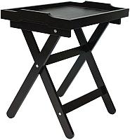 Сервировочный столик Импэкс Лотос (венге) -