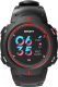 Умные часы NO.1 F13 (черный/красный) -