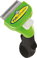Грумер для шерсти FURminator Dog Tool Long Hair S / 691010/112150 -