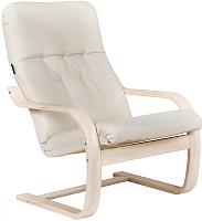 Кресло мягкое Импэкс Сайма (белая береза/гардения) -