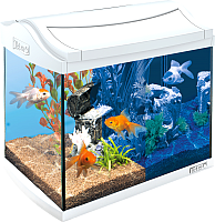 Аквариумный набор Tetra AquaArt LED Goldfish 708295/245143 (белый) -