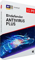 ПО антивирусное Bitdefender Antivirus Plus 2019 Home/1Y/1PC продление (XL11011001-PR) -