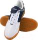Бутсы футбольные Atemi SD803 Indoor (белый/синий, р-р 46) -
