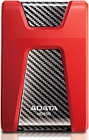 Внешний жесткий диск A-data DashDrive Durable HD650 1TB (AHD650-1TU31-CRD) -