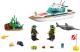 Конструктор Lego City Police Яхта для дайвинга 60221 -