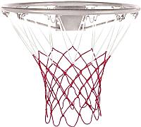 Сетка для баскетбола Atemi T4011N2 (белый/красный) -