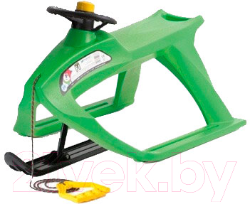 Снегокат детский Prosperplast F1 Control / ISBFERC-361C (зеленый)