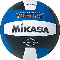 Мяч волейбольный Mikasa VQ 2000-RBW (синий/белый/черный) -