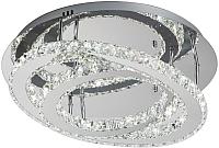 Потолочный светильник Евросвет Grasia 90066/2 (хром) -