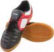 Бутсы футбольные Atemi SD730A Indoor (черный/белый/красный, р-р 45) -