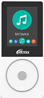 MP3-плеер Ritmix RF-4650 (4Gb, белый) -
