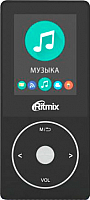 MP3-плеер Ritmix RF-4650 (8Gb, черный) -