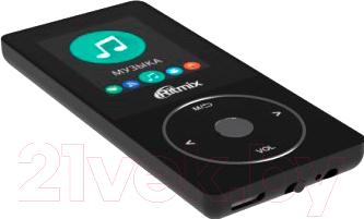MP3-плеер Ritmix RF-4650 (8Gb, черный)