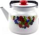 Чайник Лысьвенские эмали Ягодный микс С-2713 П2/4Рч -