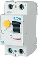 Устройство защитного отключения Eaton PF6 2P 25A 300мА 2М / 286494 -