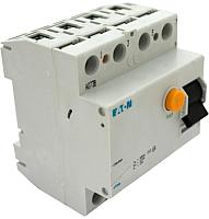 Устройство защитного отключения Eaton PF6 4P 25A 30мА 4М / 286504 -